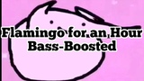 Flamingo BASS BOOSTED Challenge for an Hour