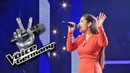 Шоу Голос Германия Мелиса Топракчи с песней Опасная женщина The Voice Germany 2017 Melisa Toprakci Dangerous Woman оригинал Ariana Grande