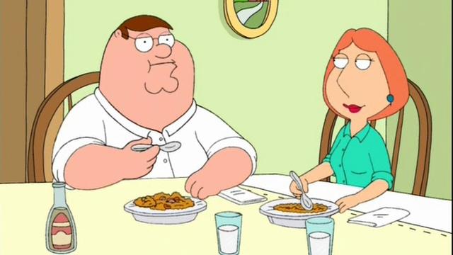 Family Guy | Гриффины (4 Сезон, 19 Серия) - Брайн поёт и танцует (Filiza Studio)