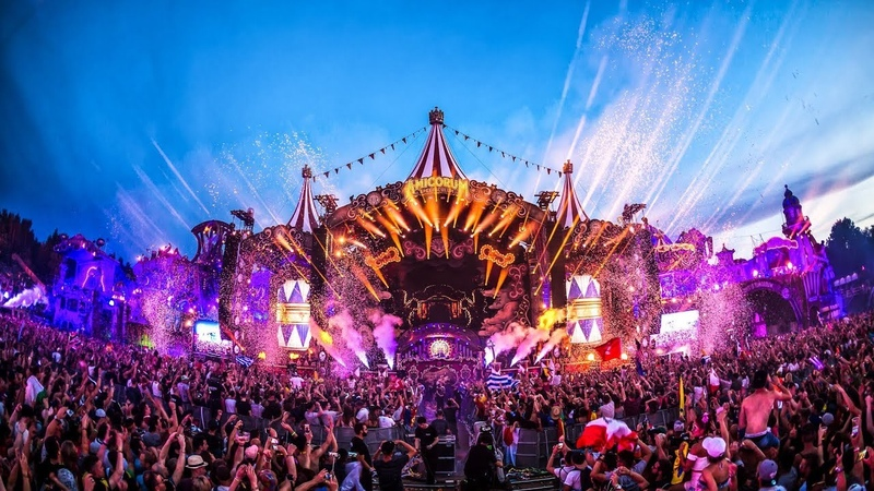 Tomorrowland 2018! Special Warm Up Mix! | Festival Mix By DJ LANZER