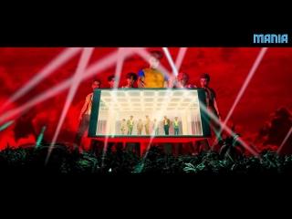 [Mania] BTS - IDOL (рус.суб)
