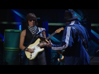 Jeff Beck,Sting,Buddy Guy ''People Get Ready * Let Me Love You Baby * A Day In The Life''