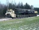 Единственныи в мире грузовик с 24-мя ведущими колесами