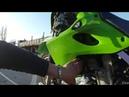 В каком состоянии приходит среднестатистический мотоцикл из Японии?(На примере Kawasaki KLX250)