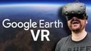 VR the World Google Earth VR