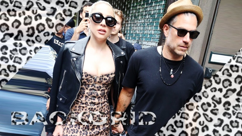 Lady Gaga causes chaos as she arrives at Electric Lady Studios