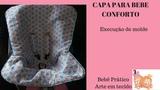 CAPACOLCHONETE PARA BEBE CONFORTO-FAC
