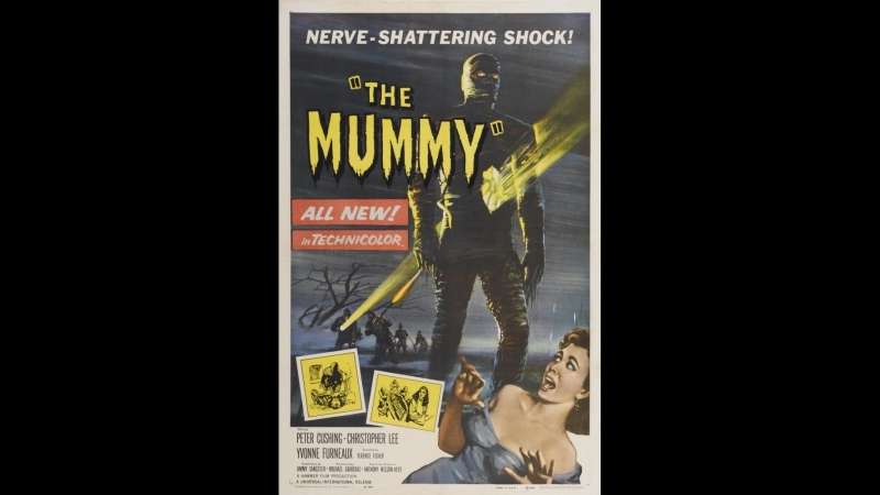 Мумия / The Mummy (1959)