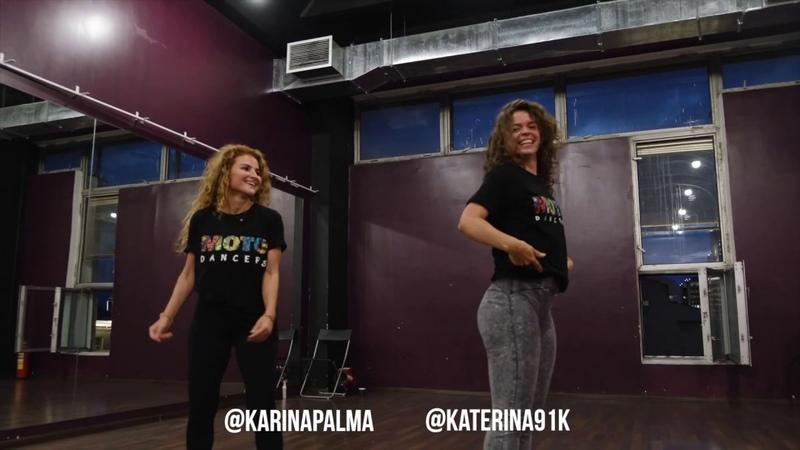 Major Lazer ft Kizz Daniel Kranium - LOYAL by Katerina Troitskaya Karina Palmira