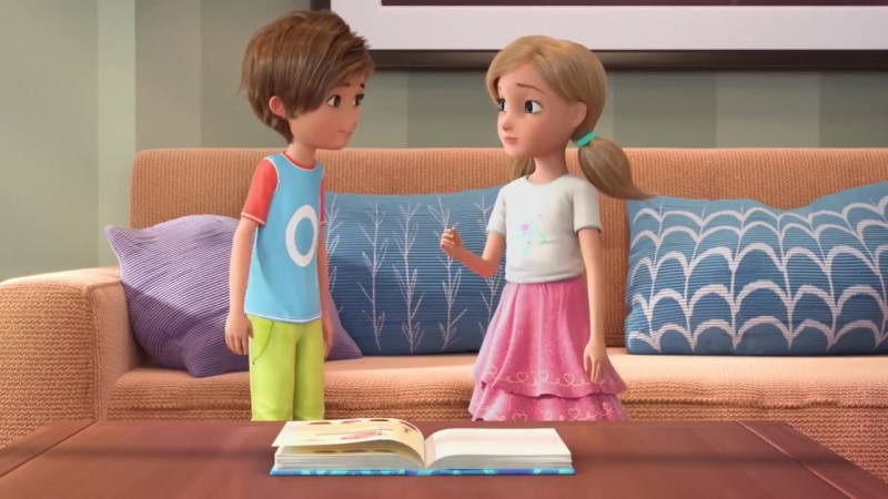 The Damaged Spellbook | Barbie Dreamtopia: The Series | Episode 12 [VK]