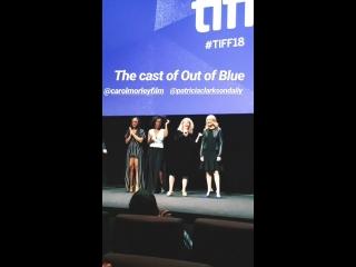 Patricia Clarkson. TIFF 2018