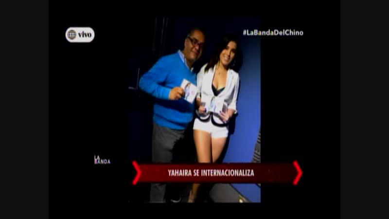 Nota - Yahaira se internacionaliza