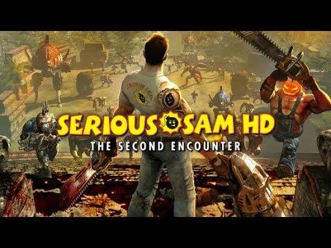 Serious Sam HD: The Second Encounter 6. Зиккурат