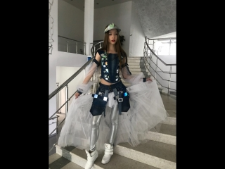«Ice Jeans Girls» | Fashion show |