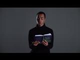 Отрывок из нового романа Пелевина читает «брусникинец» Гладстон Махиб