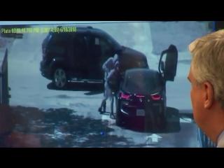 Видео убийства XXXtentacion с камер наблюдения Рифмы и Панчи