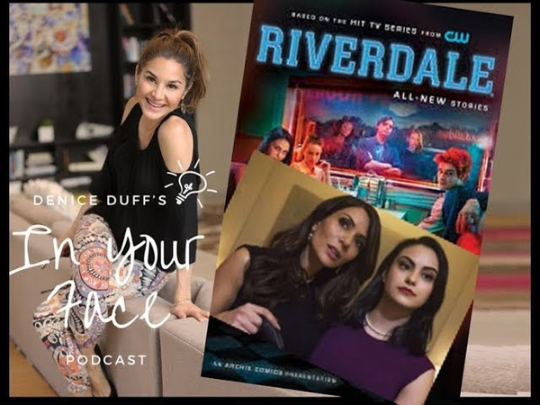 In Your Face Podcast w Riverdale Actress Marisol Nichols