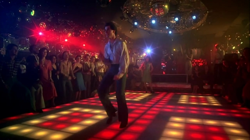 Bee Gees - You Should Be Dancing - Saturday Night Fever - HD