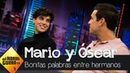 Mario Casas defiende el gran talento de Óscar: Se le juzga por ser mi hermano - El Hormiguero 3.0