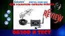 ОБЗОР И ТЕСТ GSM усилитель сигнала репитер Lintratek KW16L GSM 900