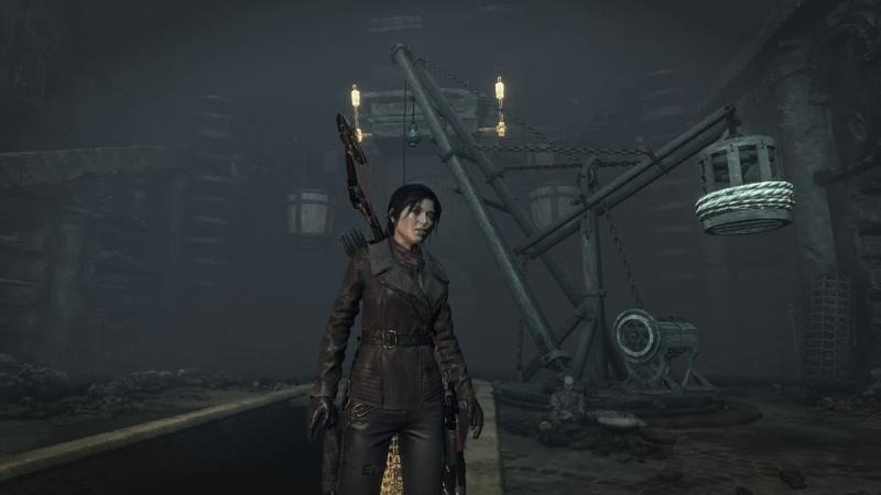 Rise of the Tomb Raider - гробница палата изгнания 42