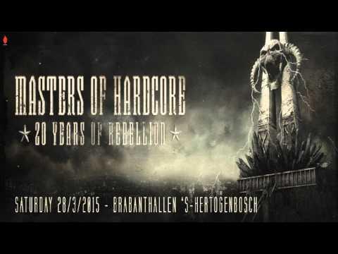 Masters of Hardcore 20 Years of Rebellion Warm up Mix
