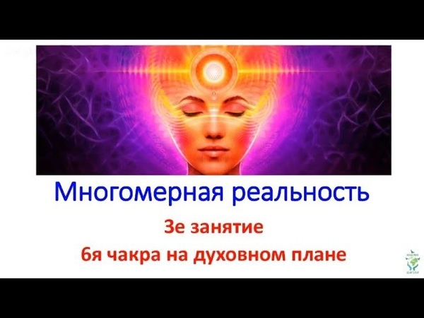 3 занятие Онлайн тренинга Многомерная реальность [Н. Пейчев, Академия Целителей]