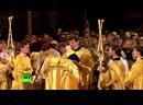Патриарший протодиакон Константин Барган-Чтение Евангелия в день Рождества Христова(07.07.2015 г.)