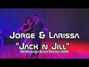 Jorge Larissa Jack n Jill NZ Brazilian Dance Festival 2016 1080p