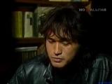 Виктор Цой в передаче До 16 и старше 1988 год
