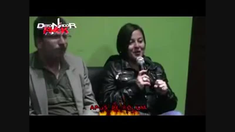 EL META ROCK UN NUEVO GENERO MUSICAL EN BOLIVIA Y EL MUNDO - ENTREVISTA A APUS DE BOLIVIA EN SUCRE