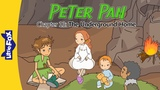 Peter Pan 13 The Underground Home Level 6 By Little Fox