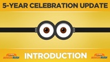 Minion Rush - Celebration Update introduction