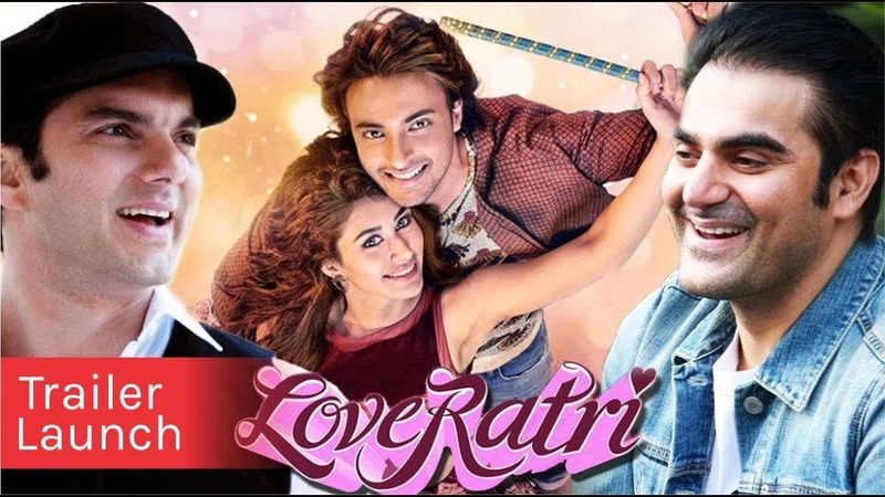 Loveratri Official Trailler Launch | Salman Khan | Ayush Sharma | Warina Hussain