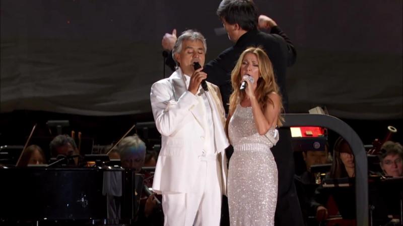 Andrea Bocelli Céline Dion The Prayer