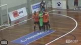 Gols Carlos Barbosa 5x3 Pe