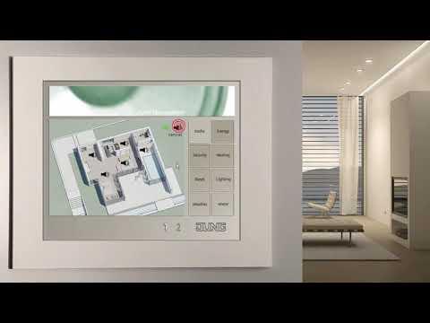 Nhà thông minh Sebeno - JUNG KNX Smart House Solution
