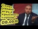 Дмитрий Потапенко - Скоро увидим игру в крысиного короля... 08.09.18