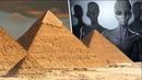 В Египетской гробнице обнаружили тело человекообразного существа