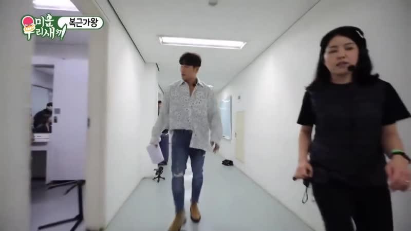 Jeon So Min and Kim Jong Kook Kookmin Fangirl Evolution