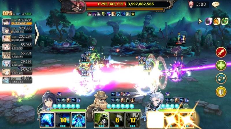 [King's raid] Satria - Hell
