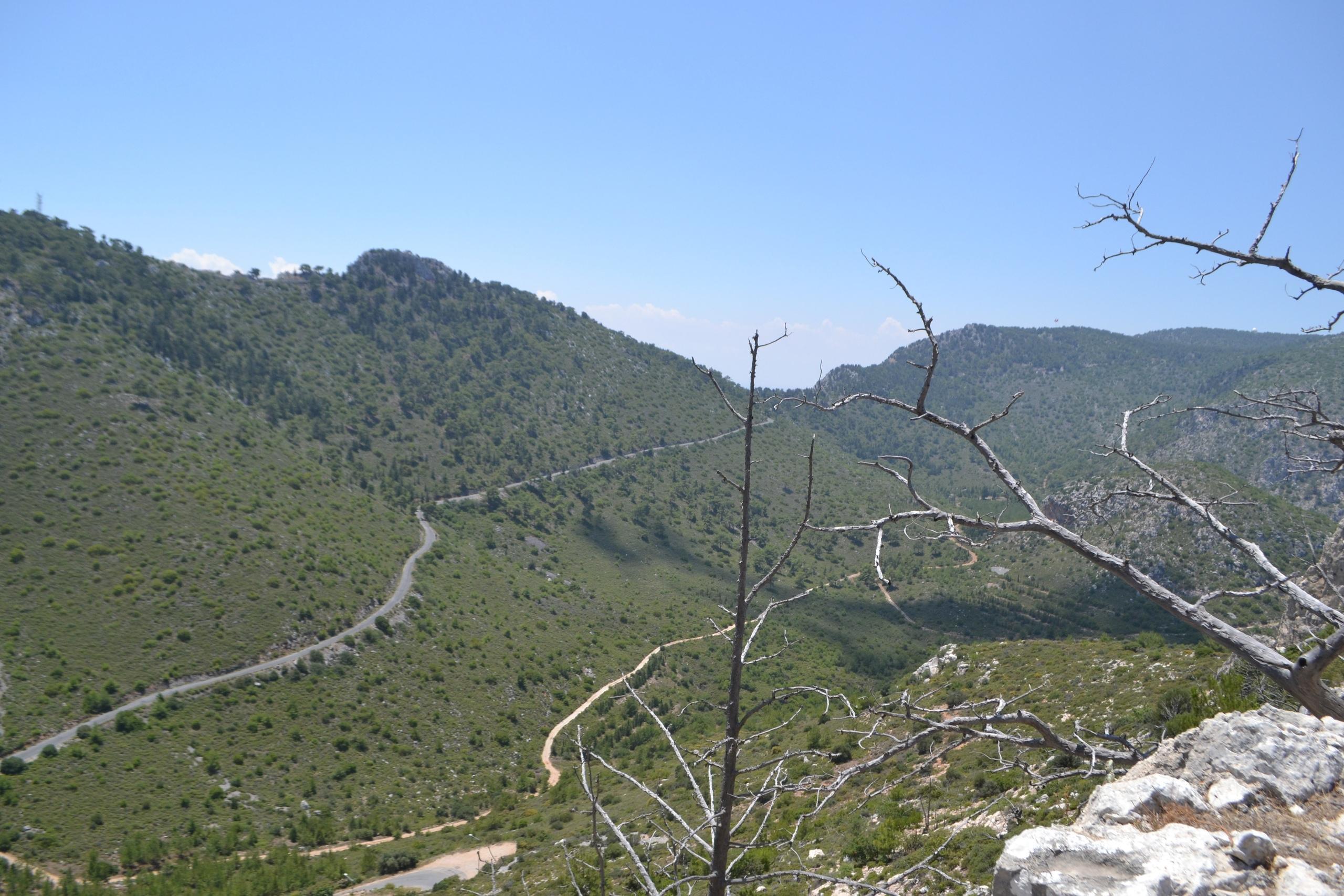 Северный Кипр. Замок Святого Иллариона. (фото). - Страница 3 A1HJfbGkjlg