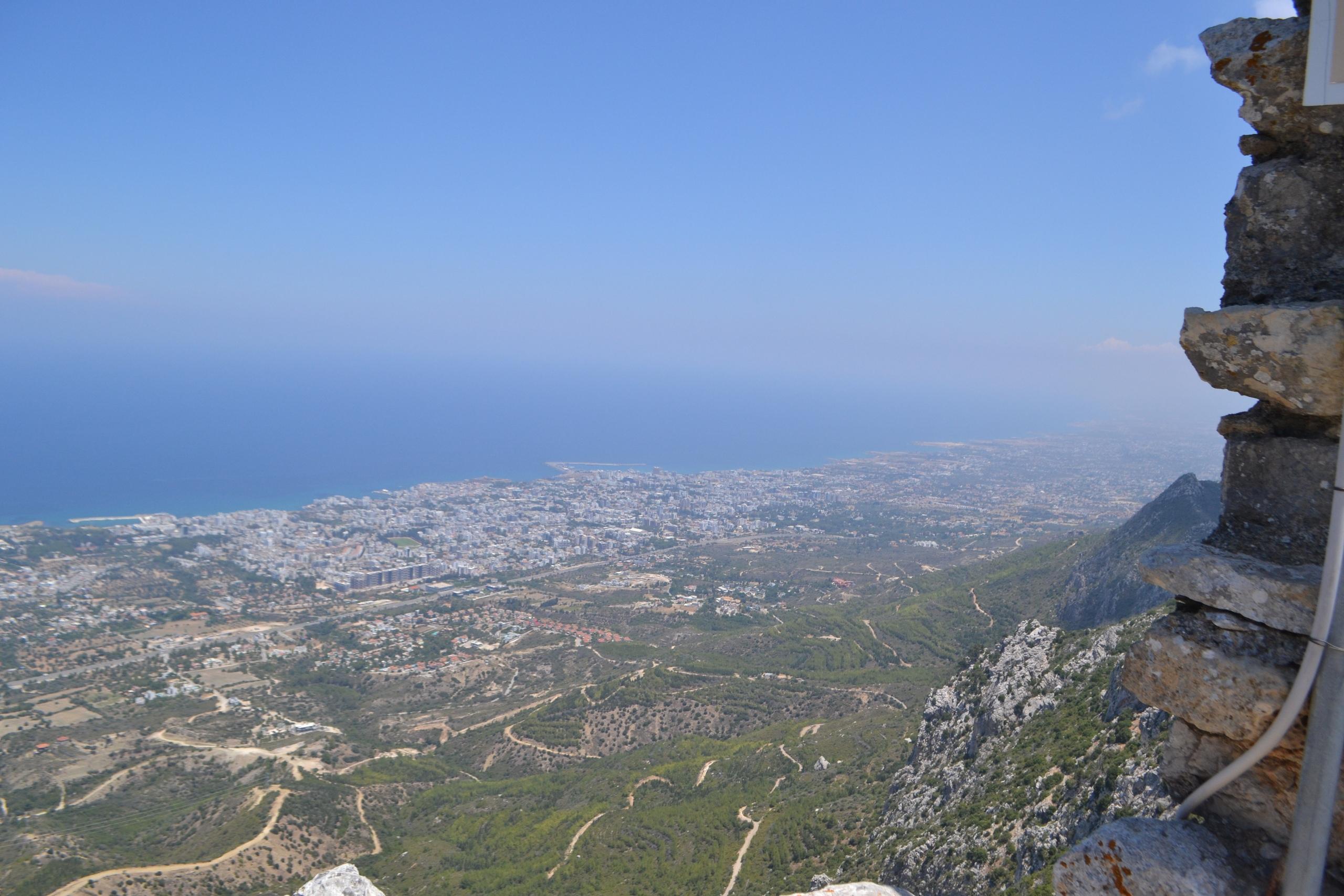Северный Кипр. Замок Святого Иллариона. (фото). - Страница 3 Hph6T99Igks