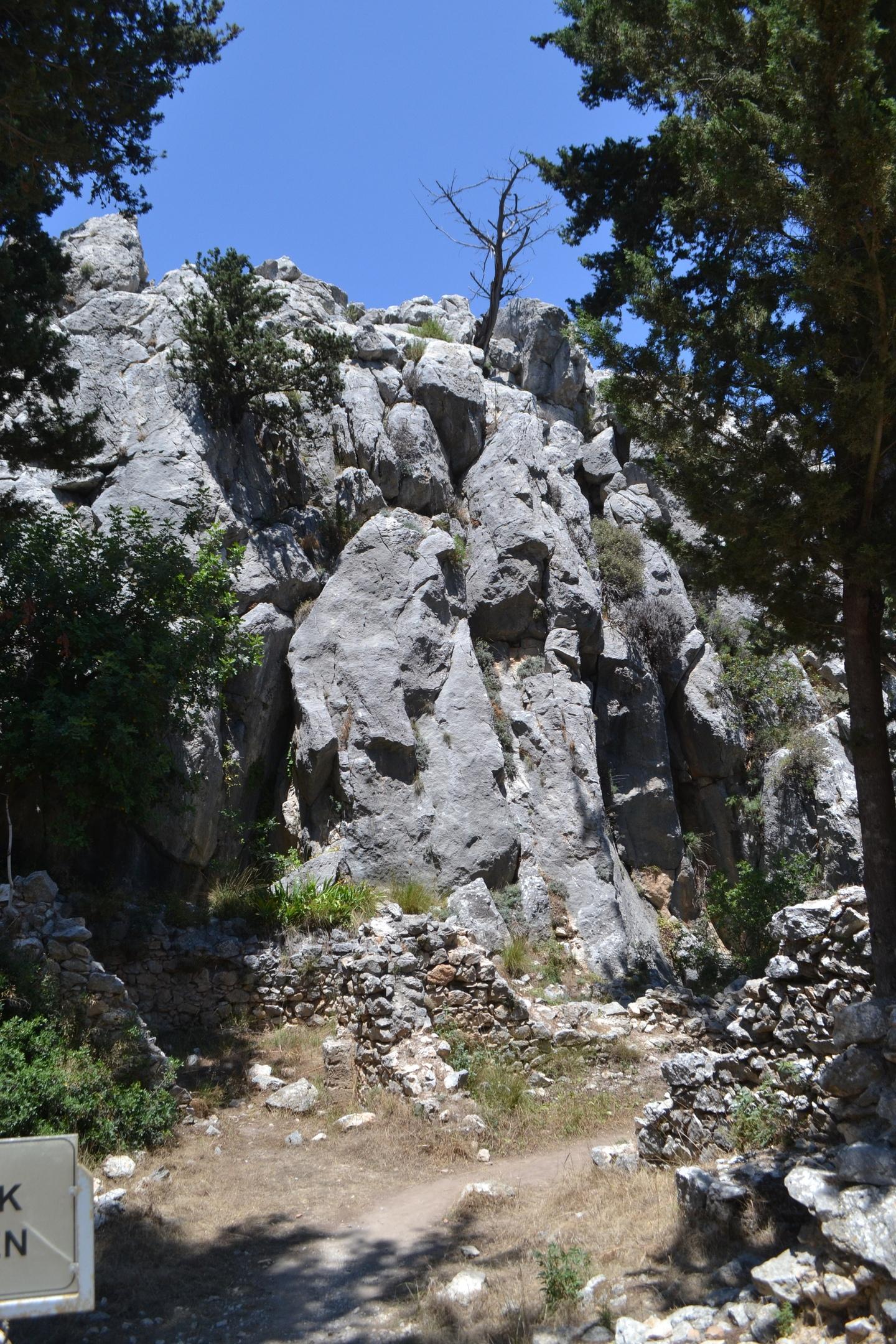 Северный Кипр. Замок Святого Иллариона. (фото). - Страница 3 06K56-r5dUQ