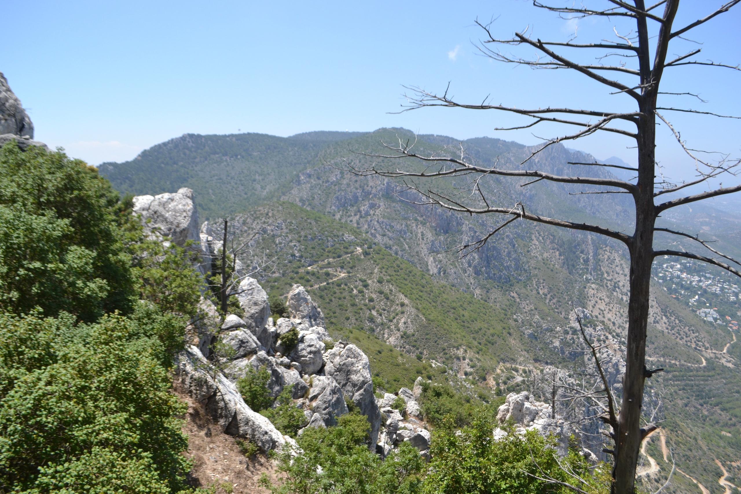 Северный Кипр. Замок Святого Иллариона. (фото). - Страница 3 0FWamylqMvk