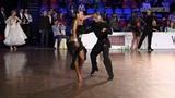 Palomba Andrea - Lyubina Kuznetsova, Samba, Танцевальные Истории 2019