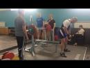жим 145 кг. чемпионат области. 9.06.18 ФПР классика.