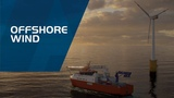 PALFINGER MARINE - Offshore Wind (Animation)
