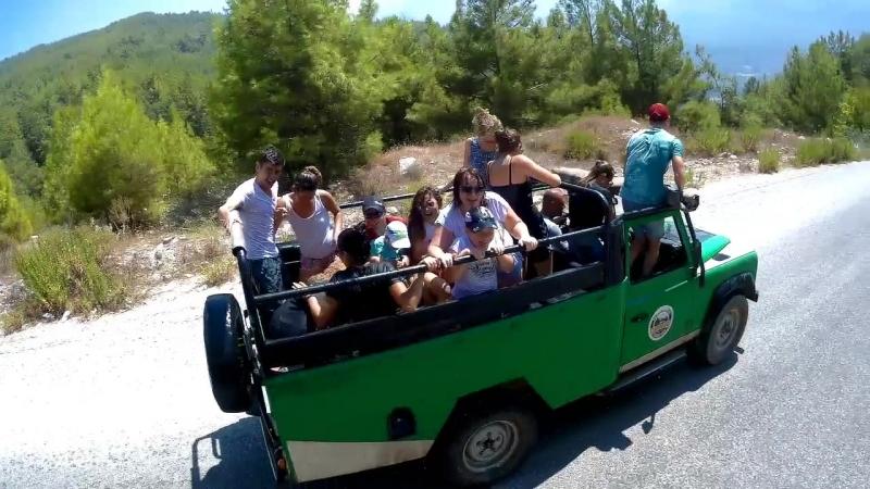 25.08.2018 jeep safari VİDEO