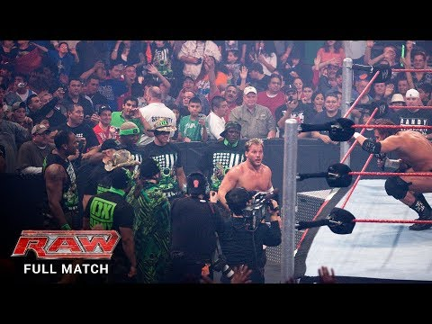 FULL MATCH - DX vs. Jeri-Show - WWE Tag Team Championship Match: Monday Night Raw, Dec. 14, 2009